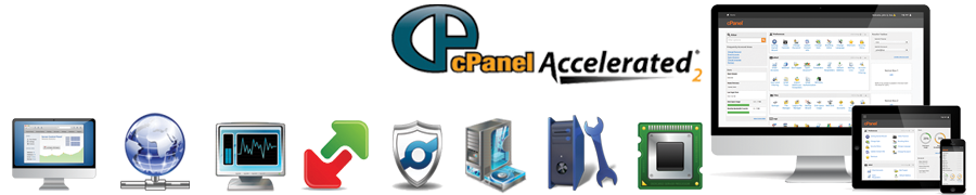 Choose from one of our cPanel Web Hosting Solutions