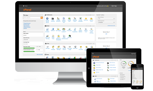 cPanel web Hosting Solutions