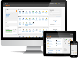 cPanel and WHM Control Panels