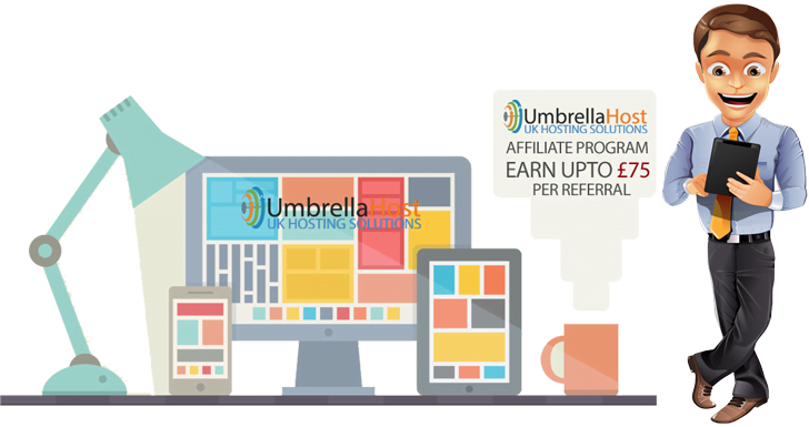 Umbrella Host Affiliate Program